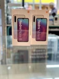 Note 8 64GB Novo Lacrado com garantia a pronta entrega