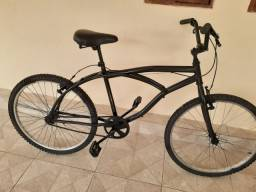 Bike estilo praiana, filé