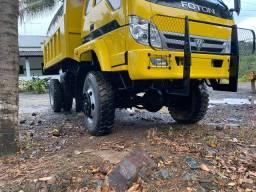 Caminhão fora de estrada
