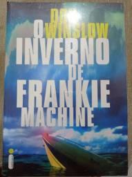 """Livro """"O inverno de Frankie Machine"""", de Don Winslow"""