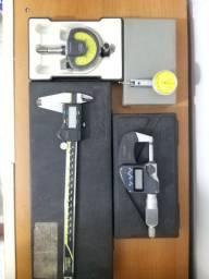 Instrumentos de medição precisa