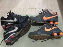 Vendo Nike Shox Júnior Original!!!