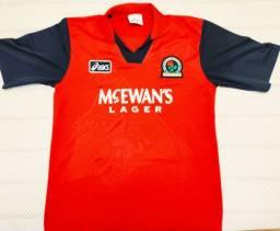 Camisa rara Blackburn Rovers 1995