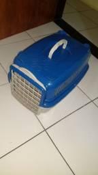 Mala para transportar cães de porte pequeno