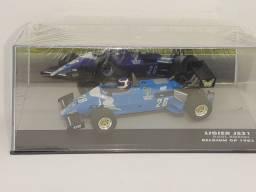 Miniatura F1 Ligier Raul Boesel 1:43