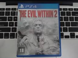 The Evil Within 2 PS4 Fisico