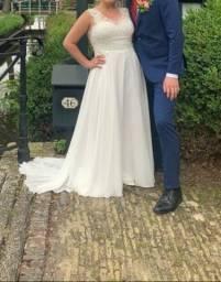 Vestido de noiva (Europeu)