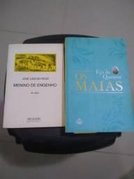 Livros novos e usados