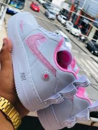 Nike Air Max com Glitter