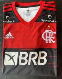 Camisa Flamengo Home 20/21