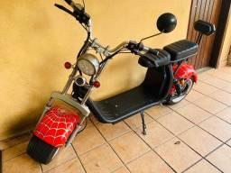 Scooter Elétrica Lyon