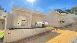 Casa com 2 quartos, 47 m² por R$ 175.000 - Campinho - Pedro Leopoldo/MG