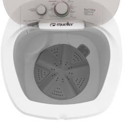 Lava- roupas com 7 programas , smart wave semiautomática de alta capacidade NOVA