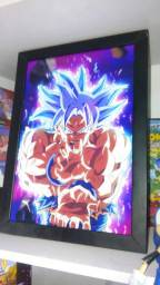 Quadro Goku Dragon Ball Super