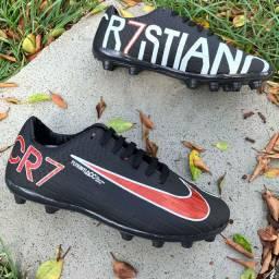 Chuteiras Nike de Campo -- (38 ao 43) -- 6 Cores Disponíveis