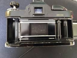 Camera Canon a1, analógica profissional.