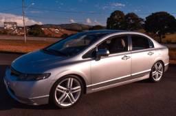 Honda new civic 08 lxs aut