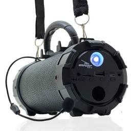 IMPERDÍVEL | Caixa de som Bluetooth