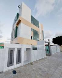 Apartamento Em MANGABEIRA, terréo com quintal , próximo ao Trauminha