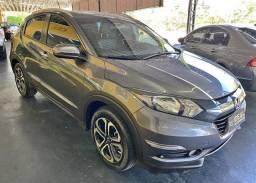 Honda HRV exl (aut) flex 2018 b/de couro baixo km impecável