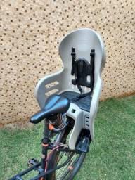 Cadeirinha Infantil Bicicleta Traseira 22kg Fun Bike