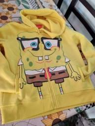 Blusa Bob esponja