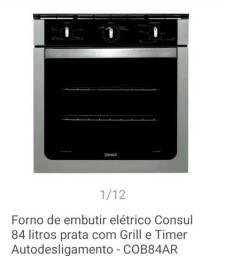 Forno Consul elétrico