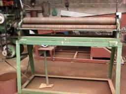 Calandra semi industrial
