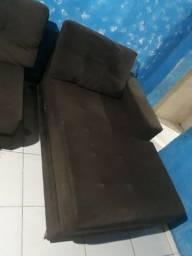 Sofá muito conservado vendo barato