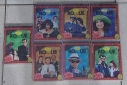 DVD'S/LOTE C/14 DVDS/ROQUE SANTEIRO