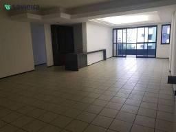 Apartamento Excelente com 3 dormitórios à venda, 169 m² por R$ 570.000 - Boa Viagem - Reci