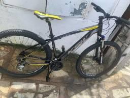 Bicicleta KSW freio hidráulico $2999