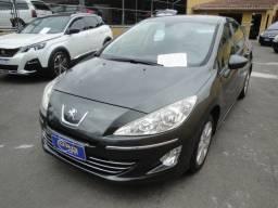 Título do anúncio: Peugeot 408 2012 2.0 Flex Automático Abs Air Bags Ar Cond Dir USB/MP3 Player