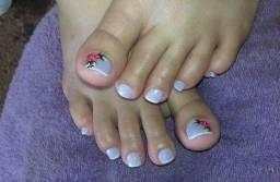 Manicure/pedicre
