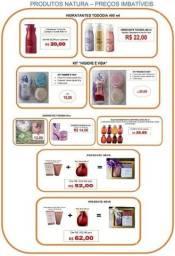 Produtos Natura com Preços Imbatíveis (Veja na descrição).