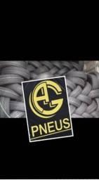 Título do anúncio: Pneu promoção pneu liquidação pneu pneus