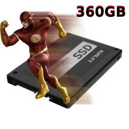 SSD 360GB P/ Computador ou Notebook