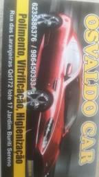 OSVALDO CAR polimento,vitrificação, higienização
