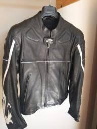 Jaqueta moto Arlen Ness - Couro Legítimo