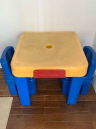 mesinha para crianças usada - chicco