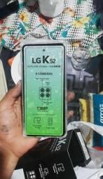 LG K52, 20 DIAS DE USO