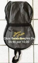 Capa Baixo Simples Ph Sound