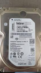 HD 1Tb ThinkServer Lenovo Seagate Alta Performace