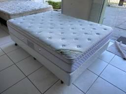 cama box casal - linda
