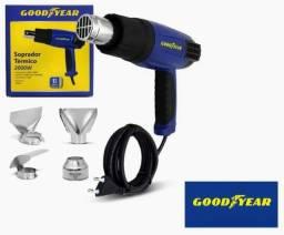 Soprador Térmico Goodyear 2000W 220V<br><br>