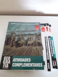 Box Livros Geografia Leituras E Interações