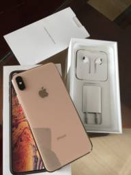 IPhone XS Max 64gb Gold Campo Mourão
