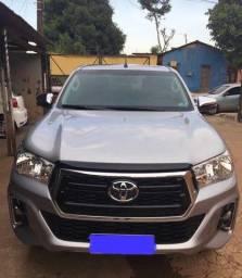 Título do anúncio: Toyota Hilux SRV ano 2018/2019