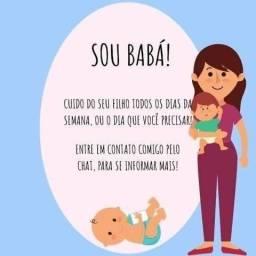 PROCURA-SE EMPREGO DE BABÁ