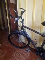 Bike Caloi Sport Suspension aro 26 semi nova